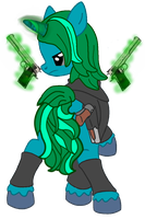 Fallout Equestria: Blast by BlastWint