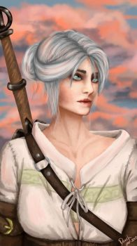 Ciri by Lalobadelcrepusculo