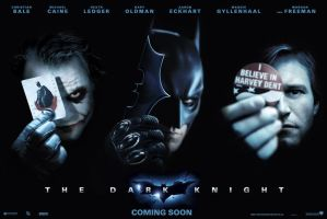 The New Dark Knight Poster by tree27