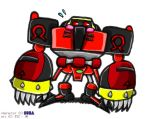Omega the dangerous robot by theEyZmaster