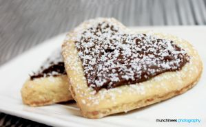 Almond biscuits with Nutella 2 by munchinees
