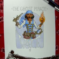 The Ghost Pirate Vale by DanielRound