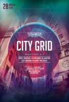 City Grid Flyer by styleWish