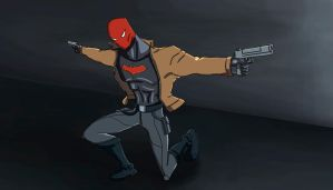Red Hood by NLupin