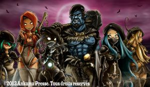 Guilde Reapers Army by Barbottine