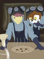 Lets Cook by RobtheHoopedChipmunk