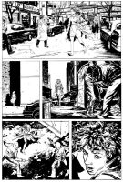 Impossible Dream page ONE by MattTriano