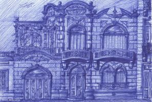 I love old style architecture c: by janston