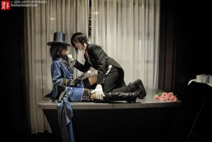 His Butler: Seduction by WorldBeginsWithYou
