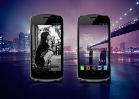 Galaxy Nexus - Brooklyn Bridge by Mjolkchoklad