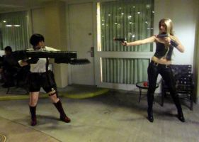 ALA11-Lady and Trish by moonymonster