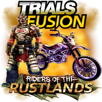 Trials Fusion Riders Of The Rustlands v2 by POOTERMAN