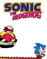 Sonic the Hedgehog (1991) by RocketSonic