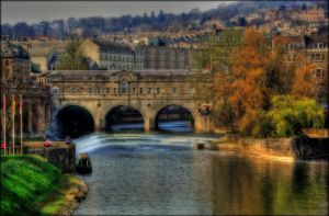 Bath HDR by Tangent101
