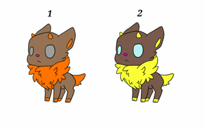 5 point deer adopts open! by SpringANDFall
