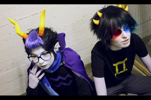 HOMESTUCK: Hypnotized by PrinceKarakuri