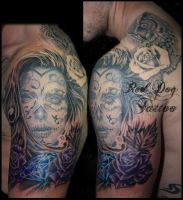 Heywoods new session by Reddogtattoo