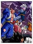DBM Universe 11 cover colored by BK-81