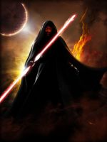 Darth Maul by Harben-Pictures