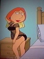 Lois griffin in hot pose by NorfolkSouthern