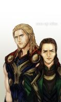 son of odin by lights510