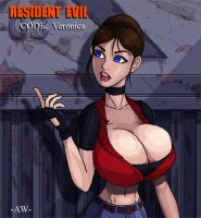 Claire Redfield RECV by Oppaisai