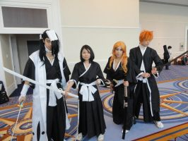 Bleach peeps by VampireFreakism