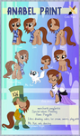 Anabel Paint Official Reference Guide by sweetie-madiselle