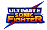 Ultimate Sonic Fighter Logo by Randsanity