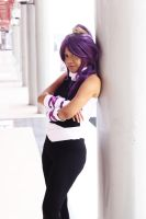 Yoruichi Shihouin - there you are by recchinon