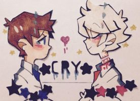 Cry-baby by RockyPlant