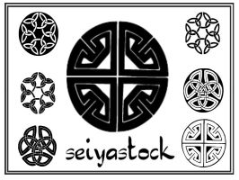 keltic-knots seiyastock by seiyastock