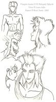 More Reiginsei Sketches 2005 by WAH-HOO