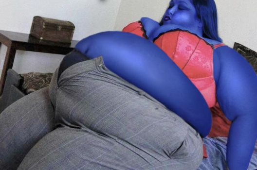 Redefinition of BBW (Big Blueberry Woman) by luvemripe