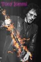 Tony Iommi by Mick81