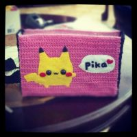 Pika Bag WIP by adorablykawaii