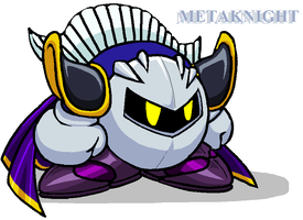 SSBB MetaKnight 2 by PurpleRAGE9205