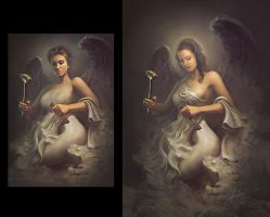 Angel In The Making update by MichaelO