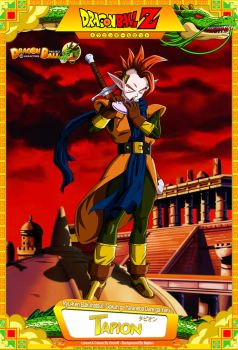 Dragon Ball Z - Tapion by DBCProject