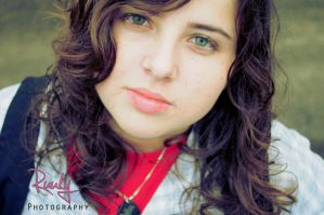 green eyes by Ruuky