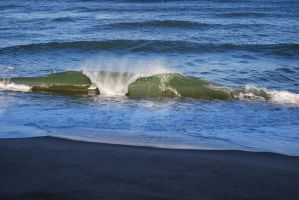 Atlantic Wave by GoodandEvilinc