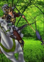 Ma Chao the Splendid by teamsugoi1