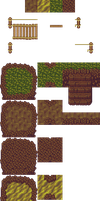 An old tileset by Ultimaodin