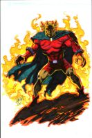 Etrigan Commission by RyanOdagawa