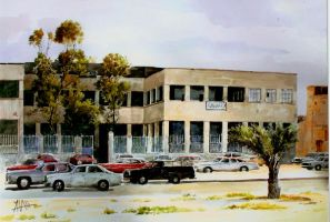 AL SHARKYA SCHOOL 1963 by Yaquob