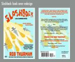 Slashback Book Cover Redesign by rachelurban