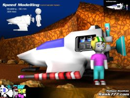 Commander Keen 3D by Rawk777