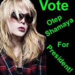 Vote Otep Icon by I-Caught-Myself