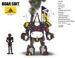 Tea Party Power Armor by infinityunbound