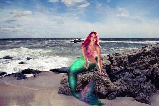 The Little Mermaid. by ohemjayy